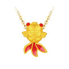 網紅款-黃金小金魚